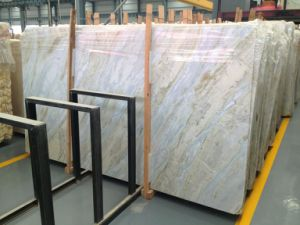 China Natural Onyx, Blue Onyx, Polished 2cm Thickness Blue Jade Slab Use for Countertop/Tile/Vanity Top pictures & photos
