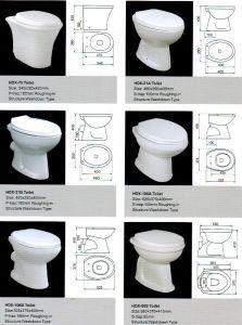 Ceramic Toilet, Toilet