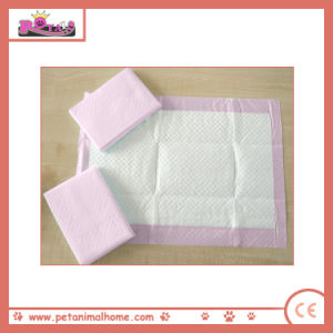 Highly Absorbent Disposable Pet Pads in Different Colors pictures & photos