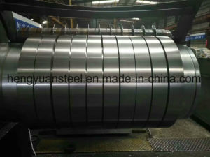 Customized Width Hot DIP Galvanized Steel Strip Slit Coil Gi pictures & photos