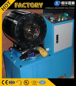 High Quality Hydraulic Pipe Cable Hose Crimping Machine pictures & photos