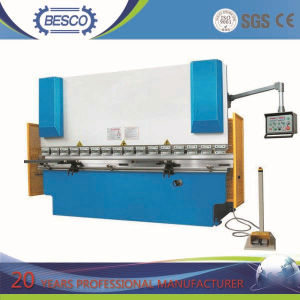CNC Hydraulic Press Brake 200 Tons Capacity pictures & photos