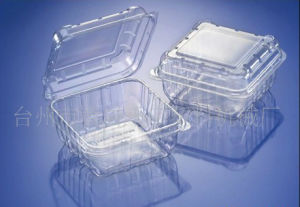 One-off Food Box, Plastic Thermoforming Machine (ZFU-650B)