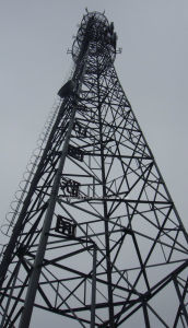 Steel Tower for Power Transmission, Telecommunication pictures & photos