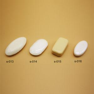 9g, 12g, 15g, 20g, 25g, 30g Transparent Soap // Hotel Soap // Cheap Hotel Soap // Flow Packed Soap // Hotel Soap 4 pictures & photos