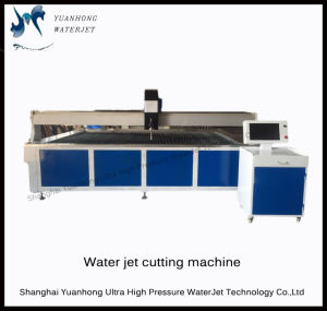 High Precision 2000mm*1500mm Gantry Waterjet Cutting Machine pictures & photos