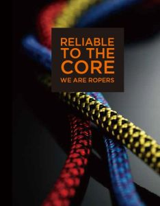 "1/8""X45FT Ropers Customizable C33 Multifunctional Ropes pictures & photos"