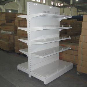Yd-006 Multi-Fonction Supermarket Shelving Steel Gondola Display Shelf Rack System Direct From Jiangsu (YD-006) pictures & photos
