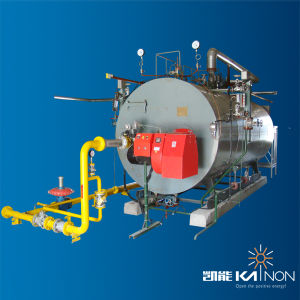Wns Oil Gas Fired Steam Hot Water Boiler (KN)