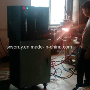 Subsonic Flame Plastic Spraying Thick Thin Adjustable Coating System Anti Acid Plating Surfacing Treatment Machine Fast Delivery pictures & photos