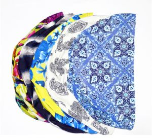 Polyester Caps with Different Printing Color and Best Price pictures & photos