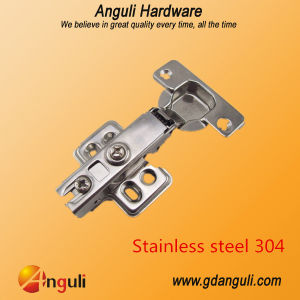 Stainless Steel Hydraulic Hinge/Furniture Hinge/Cabinet Hinge/Ordinary Hinge/Iron Hinge/Cabinet Hinge pictures & photos
