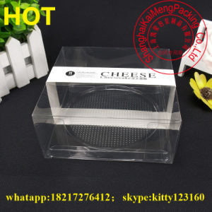 China Factory Supply Printed PVC Plastic Gift Storage Box Small pictures & photos