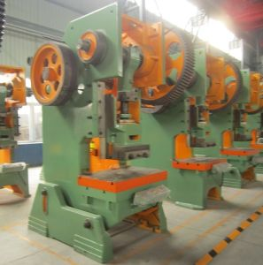 High Quality C Frame Crank Type Power Press Machine pictures & photos
