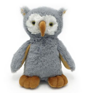 Custom Made Super Soft Stuffed Toy Plush Owl