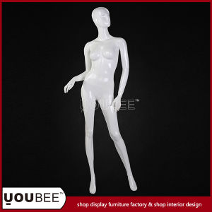 Sexy and Attractive Female Fiberglass Mannequin for Window Display pictures & photos