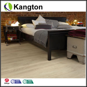Handscraped Surface PVC Flooring (vinyl flooring) pictures & photos