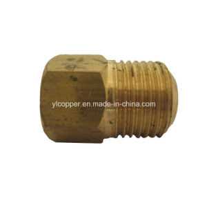 "Brass Brake Tube Connector for 5/16"" Fuel Line pictures & photos"
