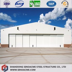 Sinoacme Prefabricated Metal Frame Steel Structure Hangar pictures & photos