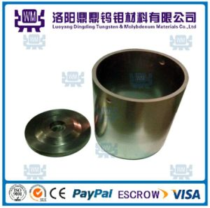 China Manufacture 99.95% Tungsten Crucible, Best Price Tungsten Crucibles/Molybdenum Crucibles for Sapphire Single Crystal Growth Furnace pictures & photos