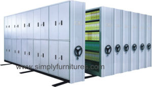 Metal Filing Cabinet for Museum / Storage Shelf System pictures & photos