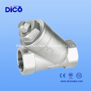 Y Type Stainless Steel Strainer pictures & photos