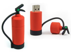 Fire Extinguisher USB Flash Drive 1GB to 32GB pictures & photos