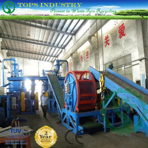 Waste Tyre Recycling Machine (SLPS-800; SLPS-1200) pictures & photos