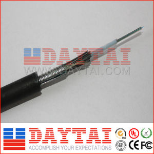 Outdoor Direct Burial Armored Fiber Optic Cable (GYXTS fiber cable) pictures & photos