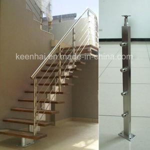 Stainless Steel Stair Railing of Handrail Balustrade pictures & photos