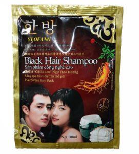 Black Hair Shampoo 30ml*2 (GL-HD0015)