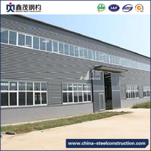 Prefabricated Steel Building Construction---Steel Warehouse pictures & photos
