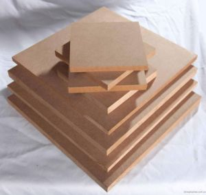 Melamine MDF for Cupboard, Door, Bed with High Quality pictures & photos