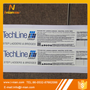 Heat Resistant Long Lifetime Adhesive Label