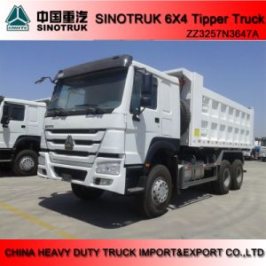 Sinotruk HOWO-7 6X4 371HP Dump/Tipper Truck for Sale pictures & photos