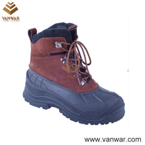 Stiched Canadian Military Snow Boots (WSB008) pictures & photos