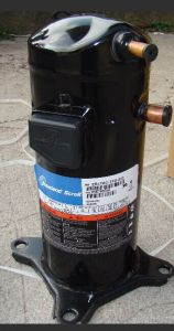 Copeland Refrigeration Scroll Hermetic Compressor (ZR47KC-TFD-522) pictures & photos