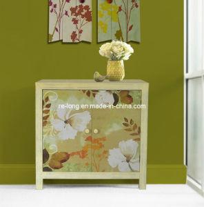 Solid Wood 2dr Furniture/Cabinet/Chest (RL01309-0831)