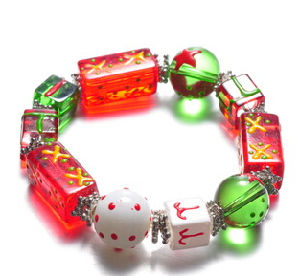 Christmas Jewelry/Christmas Bracelet/Christmas Candy (XBL13133) pictures & photos