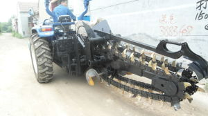 Ditcher/Trencher pictures & photos