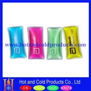 Long Strip Cold Gel Pack in Different Pms Colors