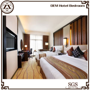 White Hotel Bed Sheet Luxury Furniture pictures & photos
