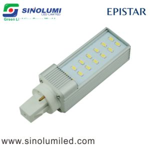 2015 High Brightness G24 LED Pl Plug in Lamp