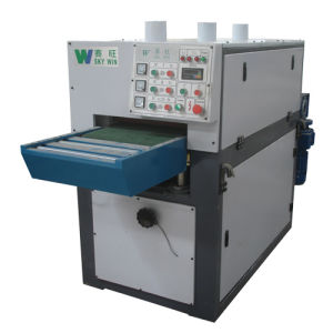 Wood Steel Brusher Sander Machine, Effective Width 1000mm