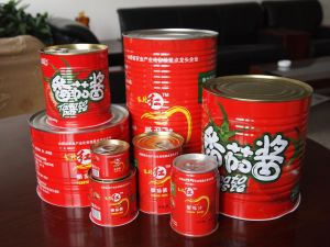 3000g 18%-20% Canned Tomato Paste pictures & photos