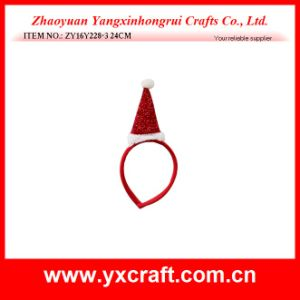 Christmas Decoration (ZY16Y228-3 24CM) Christmas Great Party Preparation pictures & photos