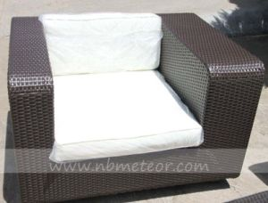Europe Style Rattan Sofa Set Garden Furniture Outdoor Wicker Set (MTC-286) pictures & photos