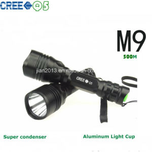 Q5 5W 18650 Rechargeable LED Torch Light pictures & photos