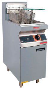 Single Tank Electric Fryers (FEHCD112) pictures & photos