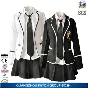 Custom Kids Children School Uniforms Blazer pictures & photos